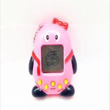 2017 Baby Kids Toy Educational Virtual Penguin Electronic Digital Machine Game Gift For boys Girls
