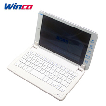 Wireless Bluetooth Universal Keyboard For 8 inch Tablet PC Windows Android Support lasering Russian Spanish Korean letter(China)