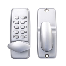 Useful Digital mechanical code lock keypad password Door opening lock(China)