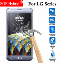 Tempered Glass Screen Protector For LG g2 g3 mini g4 beat g 3 4 stylus g5 g6 google 5x 6p Gpro Protector Phone Protective Film(China)