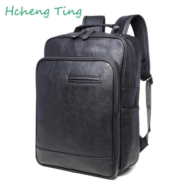 Brand Mens Backpack Quality Laptop Computer Bags for Men Simplicity Mens Fashion Brand Shoulder Mochila<br>