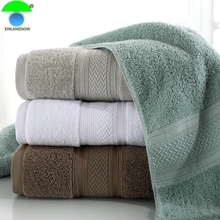 140x75cm 650g The wholesale import and export trade of cotton thick cotton towels supermarket hotel promotional gift towel set