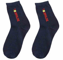 10pcs=5 pairs/lot Bamboo Fiber Man's Fashion massage Socks, health and comfortable men's sox massage tourmaline sock