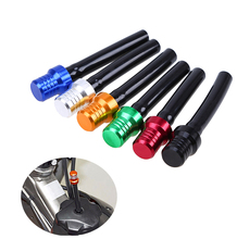 1 Pcs Aluminum Universal Motorcycle Dirt Bike Tank Gas Fuel Cap Valve Vent Breather Hose Tube For Motorcycle Dirt Pit Quad Bike(China)
