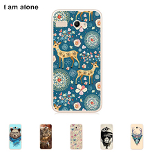 Soft TPU Silicone Case For Micromax Bolt Q346 4.5 inch Cellphone Cover Mobile Phone Color Paint Skin Shipping Free