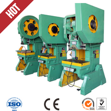 reliable performance small hydraulic press machine j23 power press printing press J23-25T(China)