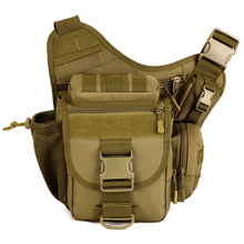 Army Green Alforja Large Multipurpose Military Tactical Backpack MOLLE Tactical Straps Travel Packs Cameras Military Packs(China)