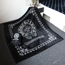 KNITTED&HOME  Fleece  Blanket  Hot Sale Manta  Sofa/Bed/Plane Travel Plaids Bedding Towel Set the best  gift for chrismas