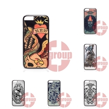 Fashion Cell Case For Galaxy Core 4G Alpha Mega 2 6.3 Grand Prime S6 edge Plus Ace4 G313h G357 ed hardy top selling original