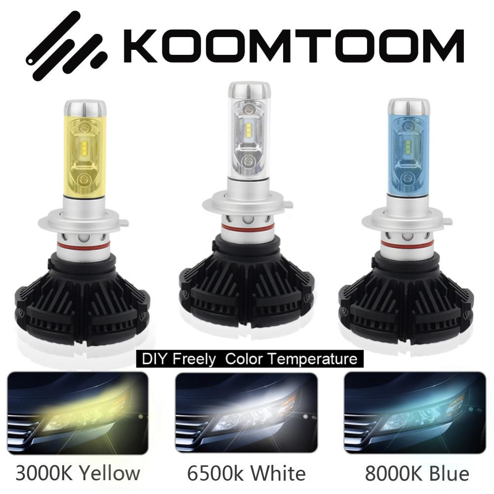 K11 H7 LED Car Headlight Kit Auto Replacing Xenon Bulbs White 9005 9006 9012 H16 H4 H8 H11 H7 LED Bulb For Cars Headlight 12V<br><br>Aliexpress