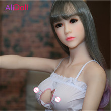 High Quality 140cm/148cm/158cm/165cm Dropshipping Real Silicone Sex Doll Anime Sexy Love Doll Rubber Woman Rifrano Free Shipping(China)