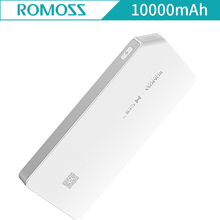 Buy Original ROMOSS 10000mAh GF10 5V 2.1A/1A Dual USB Output Power Bank iPhone Samsung Huawei Tablet PC Portable Power for $21.77 in AliExpress store