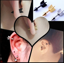 1PCS Surgical Stainless Steel Eyebrow Nose Lip Captive Bead Ring Tongue Piercing Tragus Cartilage Earring Body Jewelry