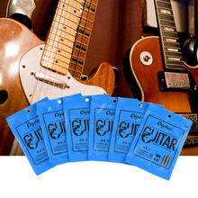 Guitar Strings Electric Guitar Strings Musical Instruments Accessories Single-String Series (Color Plastic Bag Seal)