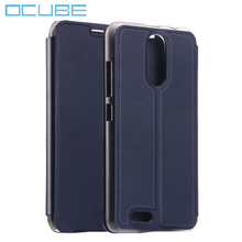 Buy Oukitel C8 Case Anti Knock Flip Leather Oukitel C8 Cover Protective Shell Back Cover Oukitel K6 K5 Phone Cases for $4.79 in AliExpress store