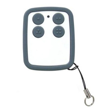 2017 new Universal Multi frequency 280-868MHZ 4 Button Key Fob Remote Control rolling code fixed code Garage door opener(China)