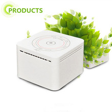 High quality air purifier household PM2.5 haze remove formaldehyde smoke dust catcher car purifier inion cleaning room air