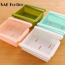 SAE Fortion Fridge Fresh Box Refrigerator Food Organizer Drawer Container Storage Holder Box Jewelry Makeup Home Practical Box