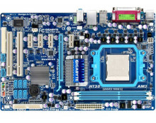 Used original 770 AM3  motherboard for Gigabyte GA-770T-D3L DDR3 Socket AM3 Gigabit Ethernet()