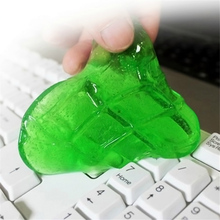 Promotion Price High-Tech Magic Sticky Jelly Compound Super Clean Slimy Gel Computer PC Laptop Keyboard Dust Wiper
