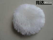Knowlton automotive beauty polishing 6 inches 150MM lace Self-adhesive imported from New Zealand sheep wool ball(China)