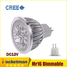 high power LED Spotlight Lamp Light MR16 12V 6w 9w 12w led Dimmable cob spotlight lamp bulb warm cool white zk40
