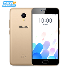 "In Stock Original MEIZU M5C M5 C Global Version 4G LTE 2GB 16GB Cell phone MTK6737 Quad Core 64Bit CPU 5.0"" HD IPS 3000mAh"