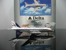 1:400 Delta Airlines N801E DC-8-11 Aircraft Model Buy Airplane Model Free Gift