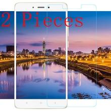 2 Pieces xiaomi MIX2S Top quality 9H 0.26mm Screen Protection Tempered Glass xiaomi redmi 5 5P 4X xiaomi 5X 5SP 5S