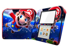 Top Quality Childhood Cartoon Vinyl Skin Sticker Protector for Nintendo 2DS Stickers Decals