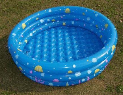 Baby Swimming Pool 100*40 Cildren Kids Play Sand Ocean Ball Pool Swim Ring Inflatable Pool Paddling Pool Basin Bathtub hot sale<br>