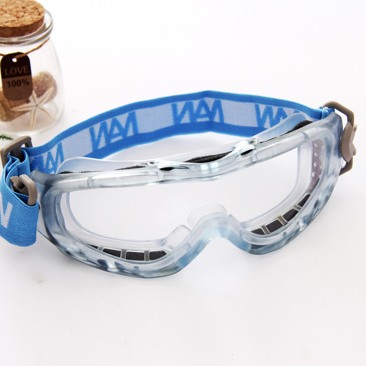 2016 new mail goggles anti-fog eye protection glasses shock-proof and dust-proof sponge safety goggles<br><br>Aliexpress