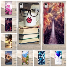 TPU Soft Cover for Lenovo K3 Note A7000 Phone Case Back Cover Mobile Phone Cases for Fundas Lenovo K3 Note A7000 3D Printed