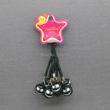 10X Black Jack Nightmare Before Christmas Cell Phone Strap JINGLE BELLS Dangle Charms New