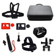 Buy Sheingka Gopro Accessories Kit Gopro Accessories Set Gopro Hero 5 Hero 4 Hero3 Xiaomi yi SJCAM SJ4000 SOOCOO EKEN for $33.54 in AliExpress store
