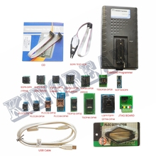 TNM5000 USB EPROM Programmer flash memory recorder+15pc socket,support laptop IO,NEC device,NAND,EEPROM,Microcontroller,PLD,FPGA(China)
