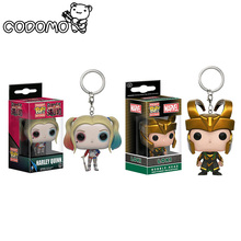 Funko Pop Arrow Antman Loki Suicide Squad Harley Quinn 2017 New Thor the walking dead Game of thrones Harry potter pocket pop