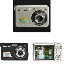 2.7 Inch Digital Camera for kids Family 18 Mega Pixels CMOS 2.7 inch TFT LCD Screen HD 720P Digital Camera Best Gifts D13(China)