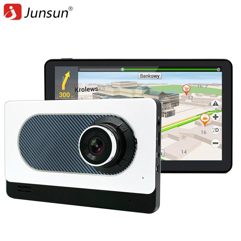 7 IPS Car DVR Camera Android GPS Video Recorder Registrator Bluetooth Quad-core Full HD 1080P Car Camera Dash Cam Navigation<br><br>Aliexpress