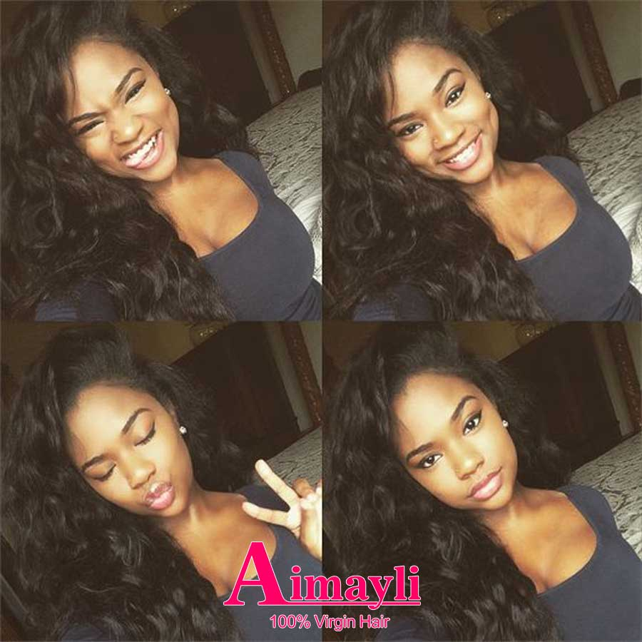 Malaysian Virgin Hair 3 Pcs Deal Malaysian Human Hair Weave Annabelle Hair 7A Unprocessed Virgin Hair Body Wave Style Extensions<br><br>Aliexpress