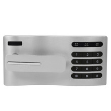 1 Set Digital Electronic High Tech Touch Keypad Password Key Access Lock Induction Cabinet Coded Locker Universal