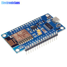 CH340G NodeMcu Lua ESP8266 ESP-12F Wireless WIFI Module Network Development Board USB IO Ports PCB Antenna 4.5-9V