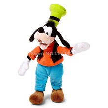 Original Mickey Goofy Dog Plush Toy Stuffed Animals 50CM 20'' Mickey Pelucia Baby Kids Toys for Children Gifts