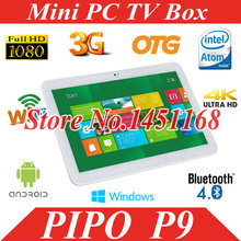 PC Pipo P9 3G Tablet PC RK3288 Quad Core 1.8GHz 10.1 inch IPS Retina 1920 x1200 2GB RAM 32GB ROM Android 4.4 GPS  8.0MP Camera