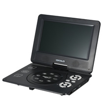 GKNUO ADW930 9 Inch DVD Player Digital Multimedia Player Support U Drive Play & Card Reader FM / TV / Game Function(China)