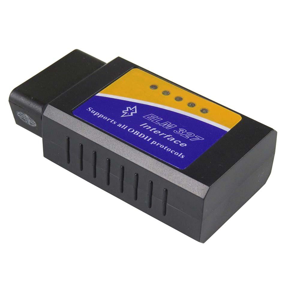 elm327 Bluetooth Obd2 Scanner Elm 327 V 1.5 Adapters Car Scanner For Android 1