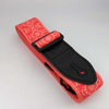 Guitar strap  red