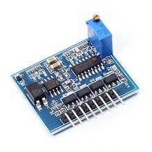 SG3525 LM358 Inverter Driver Board 12V-24V Mixer Preamp Drive Module Frequency Adjustable 1A