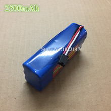 1 piece Ni-MH 2500 mAh Original Battery replacement for Seebest D730 Seebest D720 vacuum cleaner robot sweeping