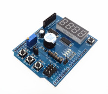 Arduino Multifunctional Multi-functional Expansion Development Board Base Learning UNO LENARDO Mega 2560 Shield DIY Kit - Shenzhen CAIZHIXING Electronic Co., Ltd. store